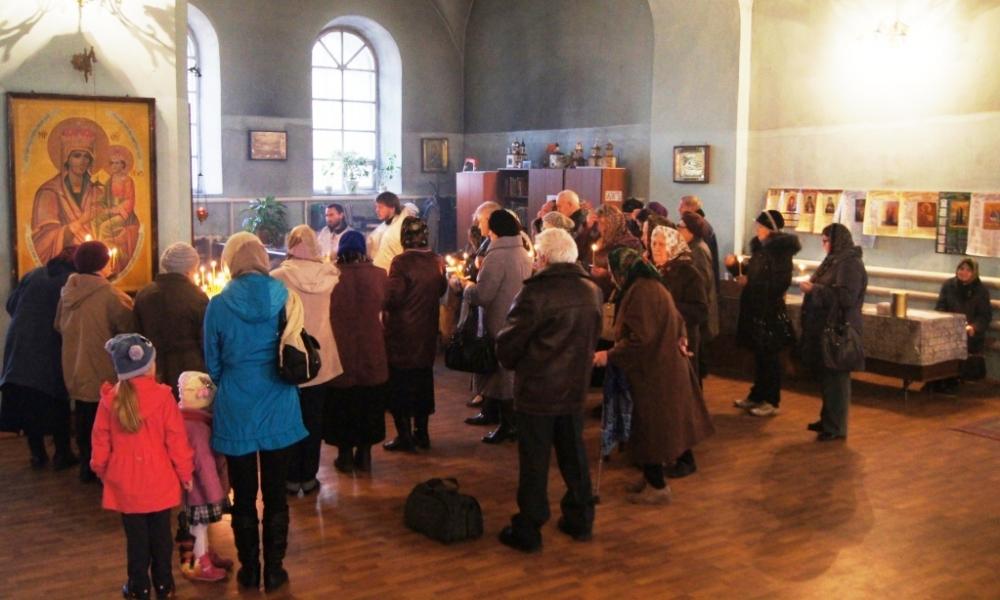 Димитриевская родительская суббота совершается в ближайший день перед днем памяти св